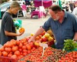 Port Jefferson Farmers Market - August 15, 2010