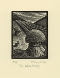 The Wheatsheaf - by wood engraver Kathleen Lindsley