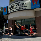 Dance Canvas World Premier