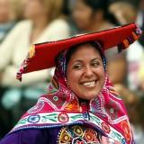 peruvian smile... :)