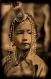 little mongolian princess