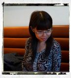 The charming Miss Lim Ai Li