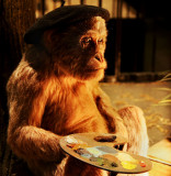 Each creature is also an artist...so don`t hesitate!