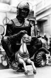 Metropolitan  Peace rider...