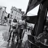 Rainy Bristol...