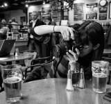 LMS taking shots between 2 beers... ;)