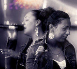 Sisters sing the blues