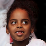 Young girl from Eritrea / North East of Africa