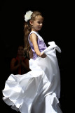 Arte Flamenco performed by a very young dancer II.