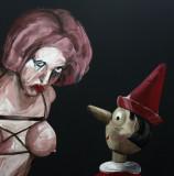 The dark side of Pinocchio...