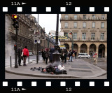 Just another ordinary day in Paris...