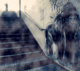 stairways of evolution...the way back