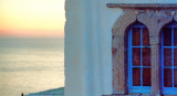 Patmos, Greece, 2001
