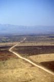 Road towards Tana Beles