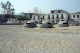 Vlora beach, 1995