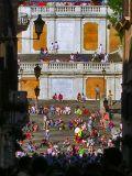 Scalinata di Piazza di Spagna framed_06.jpg