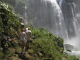 Los Naranjos Archeological Site and Pulhapanzak Falls
