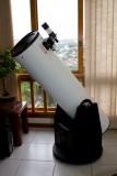 My GSO 305 (12) dobsonian telescope