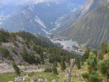 40 Col des Guides Looking Down to Champex.jpg