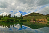 Dredge pond E. of Breckenridge