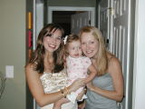 Mommy, Kayla and Danielle