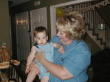 Hutton and Aunt SheShe