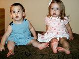 Hutton and Kayla