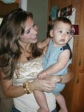 Mommy and Hutton