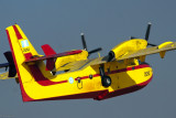 Carmel, Dec 10, Huge forest wildfire... The foreign Aircrafts fire-fighters