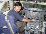 PIA Jumbo: Karachi - Lahore (Jun '06)