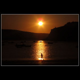 ... sunset run ..