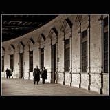 ... Walking in Sevilla ...
