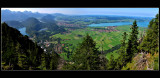 ... a bit of wonderdul German Bavaria landscape ...