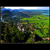 ... a bit of wonderdul German Bavaria landscape ... IV