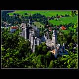 ... Neuschwannstein Castle ...