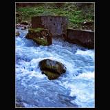... Borning river ...
