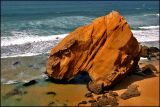 At the Beach of Santa Cruz - Portugal