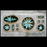Detail of Ceramic work ...