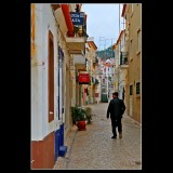 ... in the streets of Nazare !!!