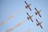 Israel Air Force combat fighters graduation and Air Show - ñéåí ÷åøñ èéñ 158