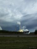Factory Before Rain