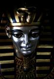E is for Egyptian pharaoh
