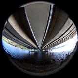 under Narrows Bridge Perth