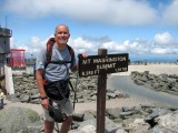 Mount Washington via Great Gulf and Boott Spur, 7-12-2009
