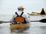 Paddle around Hermit Island, 8/12/2009