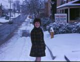 On Merton Street , Winter 70-71