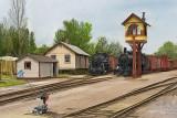 North Freedom Rail Yard- Painted