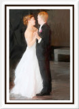 Painted First Dance