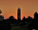 Tower at Sunrise