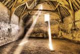 Medieval barn Lacock